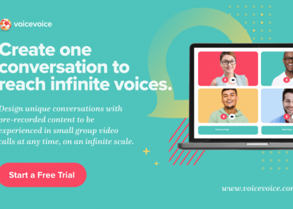Introducing the new VoiceVoice website